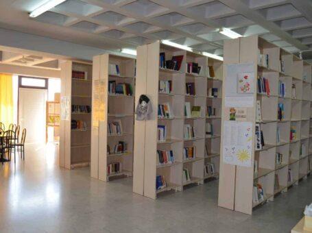 Δημοτική Βιβλιοθήκη Δήμου Αχαρνών