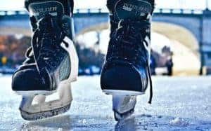Ice n skate: Παγοδρόμιο