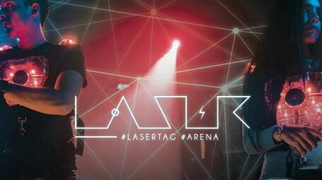 GAME OVER Lasertag Arena