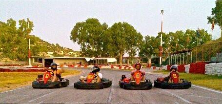 Racing Kart Santa Marina