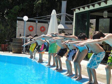 Sunny Summer Sports Camp