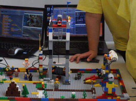 Εργαστήριο Ρομποτικής στα Public Συντάγματος