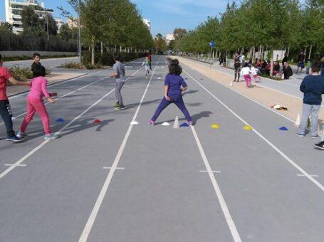 Αθλητικά παιχνίδια στο ΚΠΙΣΝ