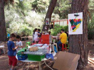Καλλιτεχνικό Camp από τις Μορφές Έκφρασης
