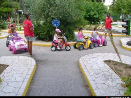 Jumicar Πάρκο Κυκλοφοριακής Αγωγής για Παιδιά