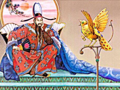 Το Αηδόνι του Αυτοκράτορα στο Little Book