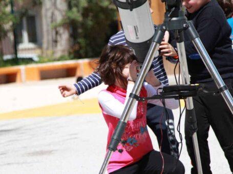 Εβδομάδα Αστρονομίας στα Ανοιχτά Σχολεία