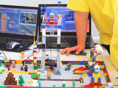 Public Συντάγματος: Εργαστήριο Ρομποτικής με το CityLab