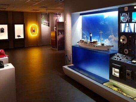 Διάλεξε την αγαπημένη σου διαδρομή στο Μουσείο ΟΤΕ