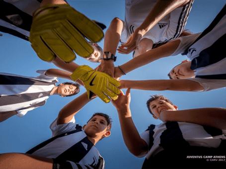 Juventus Camp Athens