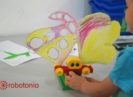 ROBOTONIO S.T.E.A.M. Summer School
