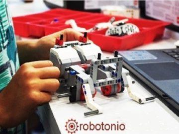 Robotonio S.T.E.A.M Summer School στον Κορυδαλλό
