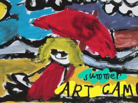 Summer Art Camp στο εργαστήρι Τρίλιζα