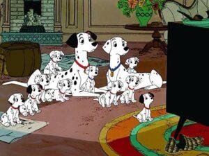 Τα 101 σκυλιά της Δαλματίας στο ΚΠΙΣΝ