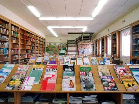 Βιβλιοθήκη Ιδρύματος Ευγενίδου