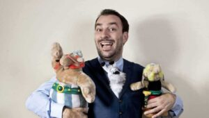 Comedy club για παιδιά στο Μέγαρο
