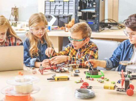 Ρομποτική στο MakerSpace