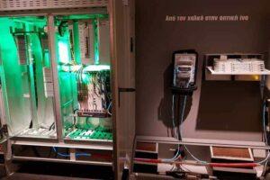 Οπτικές Ίνες στο Μουσείο Τηλεπικοινωνιών