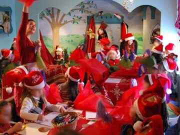 Μοναδικά Χριστούγεννα στην Παραμυθοχώρα!