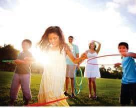 Η Ασφαλιστική Εταιρεία Groupama προτείνει τα παιδικά προγράμματα υγείας Santé.